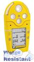 (QT-係列)四合一氣體檢測儀