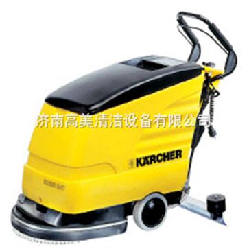 BD530电线式手推式洗地机