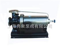 卧式不锈钢屏蔽泵,PBWH不锈钢屏蔽泵