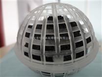 直径80 100 150mm河南悬浮球型填料厂家
