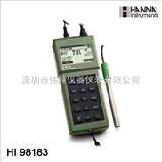 HI98183 高精度防水型pH/ORP/温度测定仪(HI98180.HI98181.HI98182
