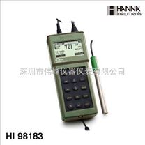 HI98183 高精度防水型pH/ORP/溫度測定儀(HI98180.HI98181.HI98182