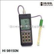 HI98150N 便携式微电脑酸度计丨HI98150N PH/ORP/℃测定仪