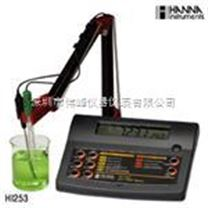 pH211台式酸度離子計|意大利哈納酸度計|台式酸度計