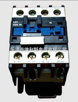 施耐德交流接触器-lc1-d25