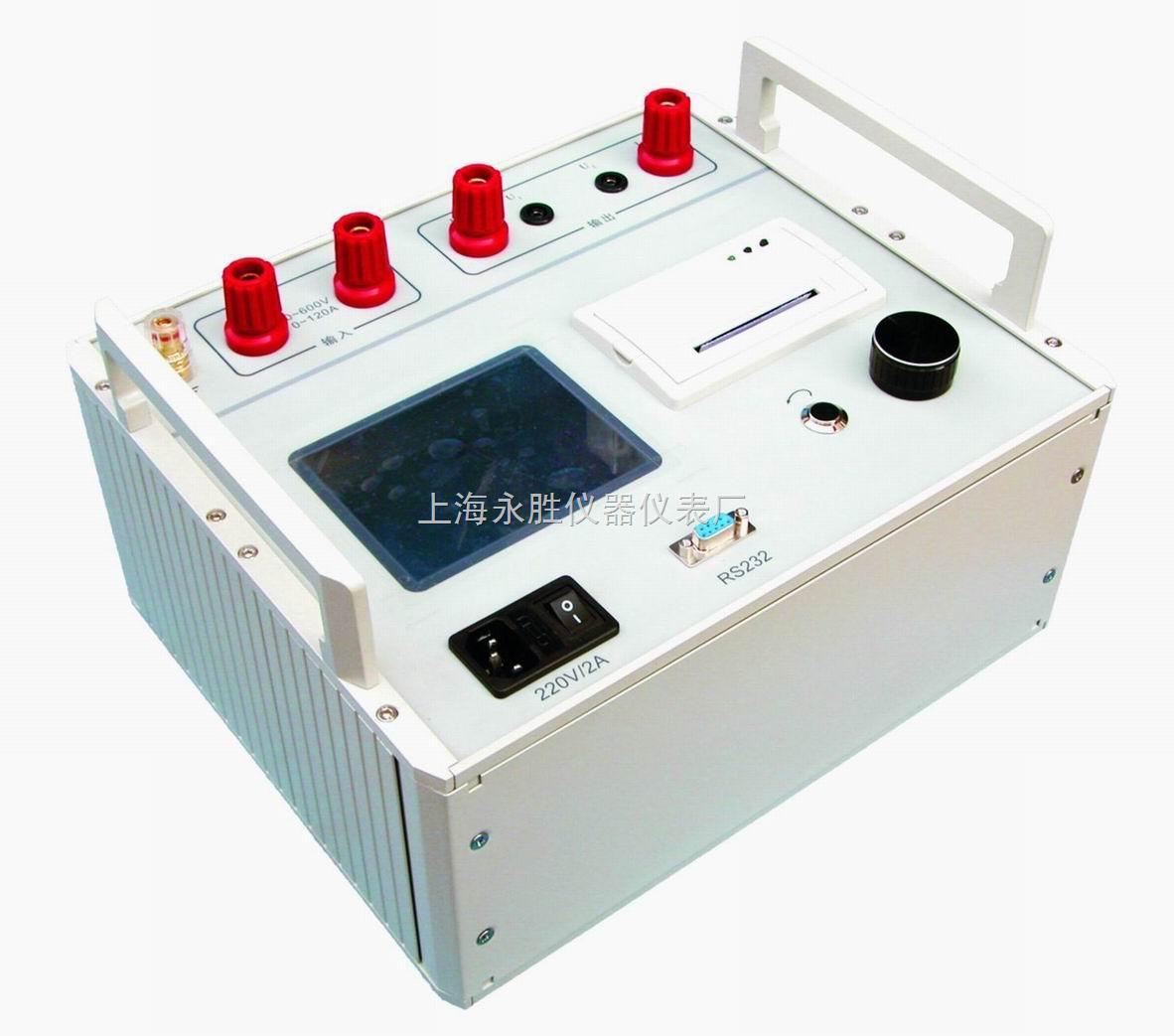 发电机转子交流电阻抗测试仪图片