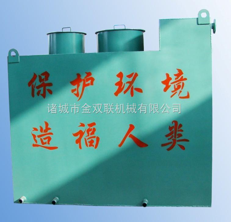 度假區生活污水處理設備