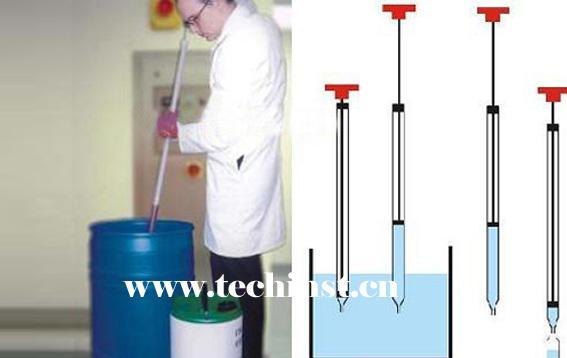 液体单点取样器