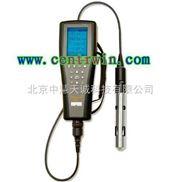 手持式野外水质测定仪/实验室水质分析仪(溶解氧+电导率+4米电缆)MG-HYSI ProPlus