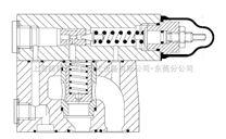 威格士CG2(5)V系列溢流阀和顺序阀