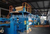 河北大城聚氨酯复合板生产线设备