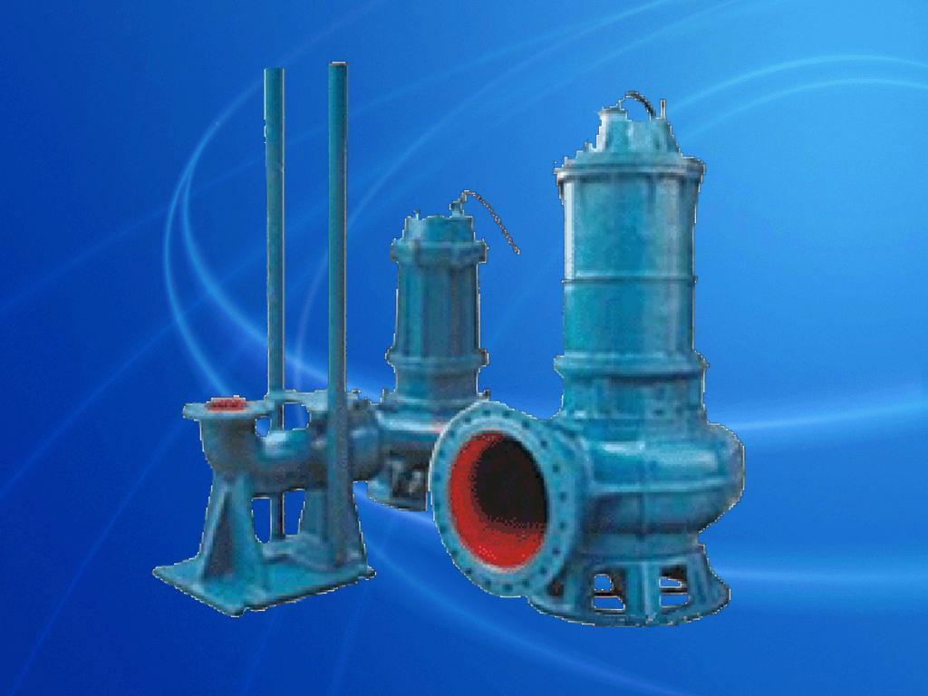 7,潜水排污泵浮球开关可根据所需的水位变化,自动控制泵的停