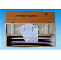 二等標準水銀溫度計 型號︰BZX-1