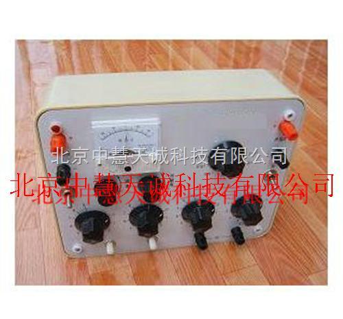 直流电阻电桥(电池型) 型号:dzqj23