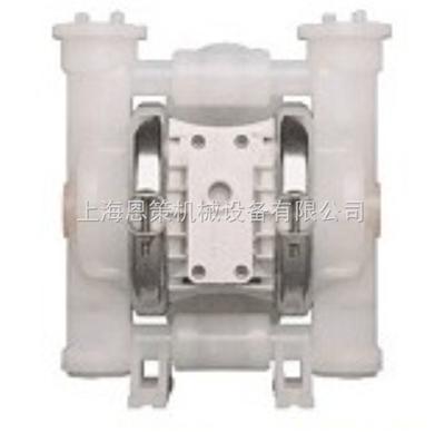 P2R美国威尔顿P2R塑料气动隔膜泵