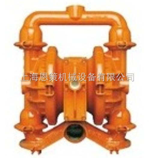 美国威尔顿P4金属气动隔膜泵