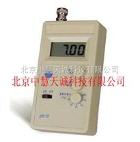 便攜式數顯電導率儀 型號:HJD/DDP-210
