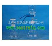 全玻璃微孔滤膜过滤器(含真空泵) 型号:ZDKFB-10T