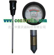 數顯土壤酸度計/便攜式土壤酸度計/土壤酸度水分計/型號:HK/ZYSDT-300