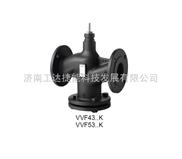 西门子蒸汽电动调节阀VVF43...K