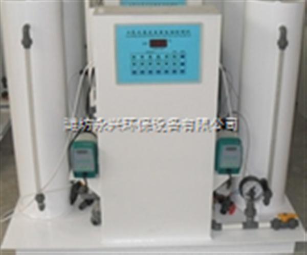 吉林化学法二氧化氯发生器