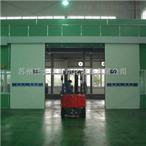仓库大门平移门电机悬挂系统