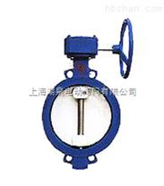 上海湖泉 D43-16C-300DN单偏心蝶阀