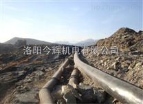 选矿介质输送用耐磨管道