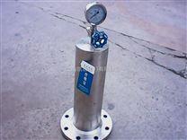 都江堰不锈钢活塞式水锤消除器