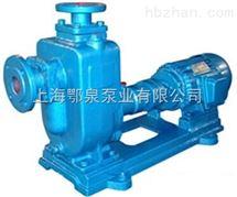 无堵塞污水自吸泵