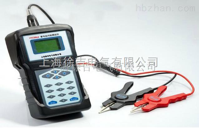 > ytc5912蓄电池内阻测试仪