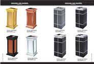 三水玻璃钢垃圾桶|中山玻璃钢垃圾桶