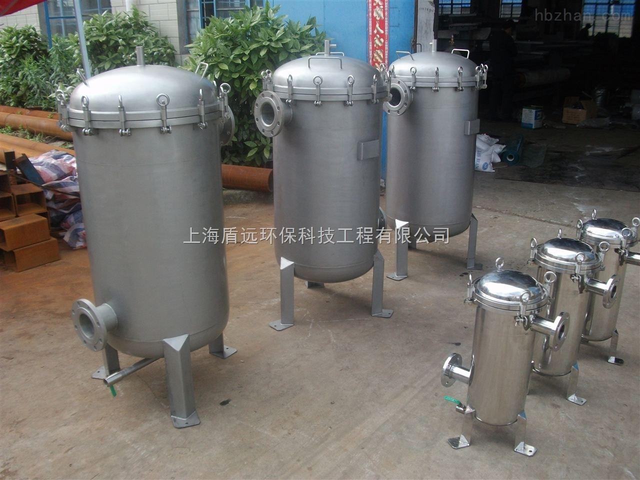 DL-1P1S1P1S上海袋式过滤器