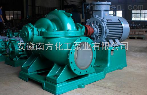 SF型大流量耐酸衬氟离心泵