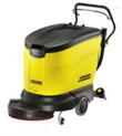 德国凯驰手推式全自动洗地机