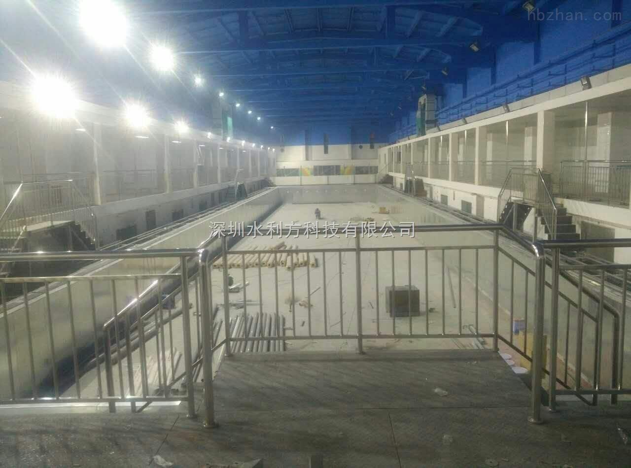 水利方-西安可拆裝式游泳池圖片