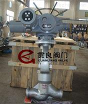 工業常用閥門電動焊接截止閥J961H/Y