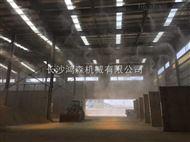 湖南水泥搅拌站喷雾降尘