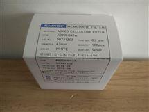 ADVANTEC无菌白底黑格滤膜0.2um孔径A020H047A(50731202)