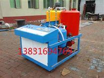 防盗门聚氨酯保温专用高压100型聚氨酯发泡机