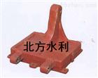 水库卧管折悬臂门盖式铸铁闸门