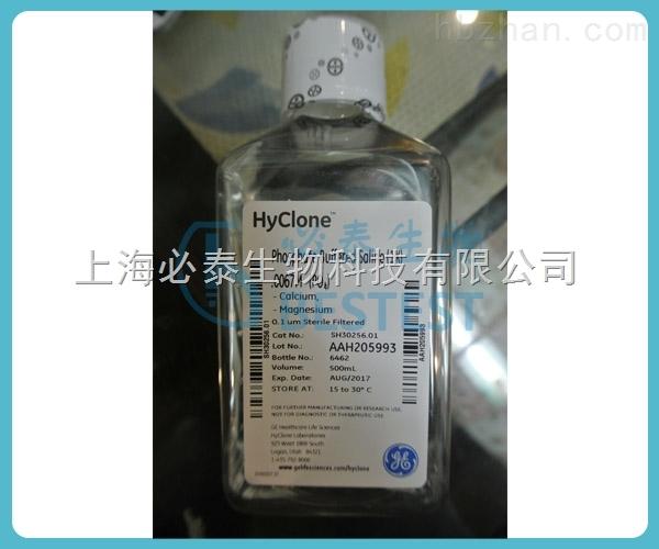 GE 实验试剂 Hyclone PBS磷酸盐缓冲液(1x) 500ml