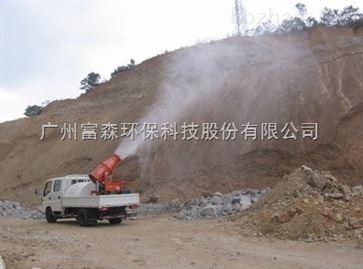 山东济南FS-1600A风送式远程喷雾机