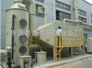 喷漆废气处理设备(净化塔 吸附塔 喷淋塔)