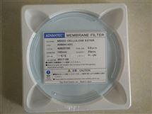 ADVANTEC东洋0.8um孔径混合纤维素滤膜142mm直径A080A142C