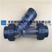 PVC管道Y型过滤器厂家DN15-DN100现货包邮