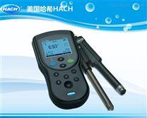 哈希在线监测仪HQ40d双路输入电导率仪