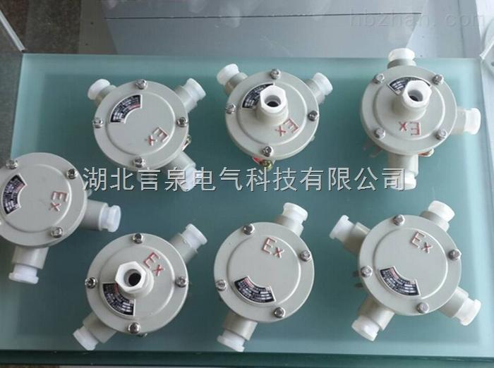 直通防爆接线盒bhd51-g1a