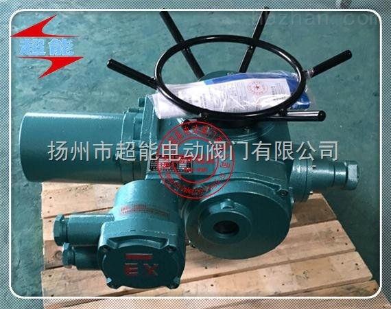 供应zw120t型阀门电动装置