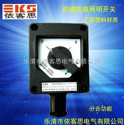 BZM8050-10A/220V防爆防腐照明开关(IIC)